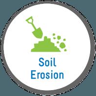 Soil erosion logo
